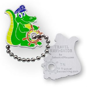 Navi-Gator Micro Travel Tag